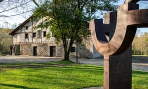 Sculpted by time: Eduardo Chillida museum reopens in San Sebastián