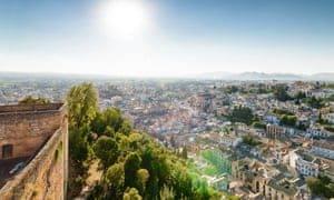 Spain road trip: Granada to Almería