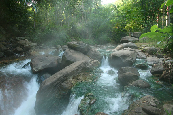 Hot Springs Southeast Asia